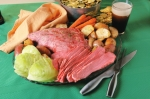 Traditional Corned Beef and Cabbage