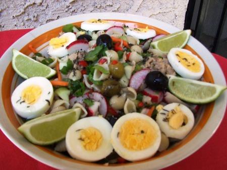 pasta tuna salad 001